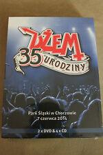 Dżem - 35. Urodziny (4CD+2DVD) - POLISH RELEASE SEALED NEW POLAND