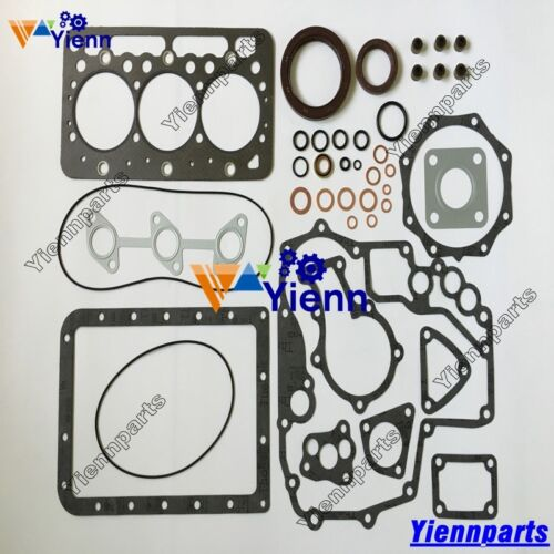 D782 D722 Overhaul Gasket Kit Upper Lower set for Kubota engine Bobcat 320 322