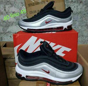 Accordingly pollution terrorist  Nike Air Max 97 Silver DAL N. 40 AL N. 45 | eBay