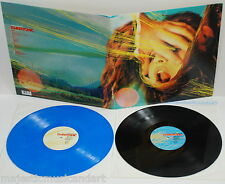 LIMITED 100! THE FLAMING LIPS EMBRYONIC 2 LP BLACK & BLUE VINYL NM VERY RARE