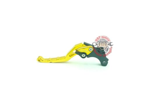 Honda Grom brake and clutch shorty levers