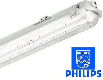 PHILIPS EVG TCW060 Feuchtraumwannenleuchte Wannenleuchte Leuchtstofflampe T8