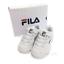 miniatura 1 - NUOVO Bambini FILA Disruptor II 2 KD Bianco FK1HTB1001X Kids 170-210mm takse 3GM01089