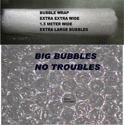 2 x 300mm x 10m Bubblewrap + safety cutter + Tape Bubblewrap Kit