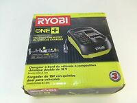 Ryobi P131 18v In-vehicle Dual Chemistry One+ Battery Charger