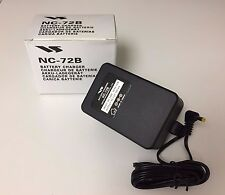 YAESU NC-72B Wall Power Supply/ Radio Battery Charger VX-5R VX-7R FT-817