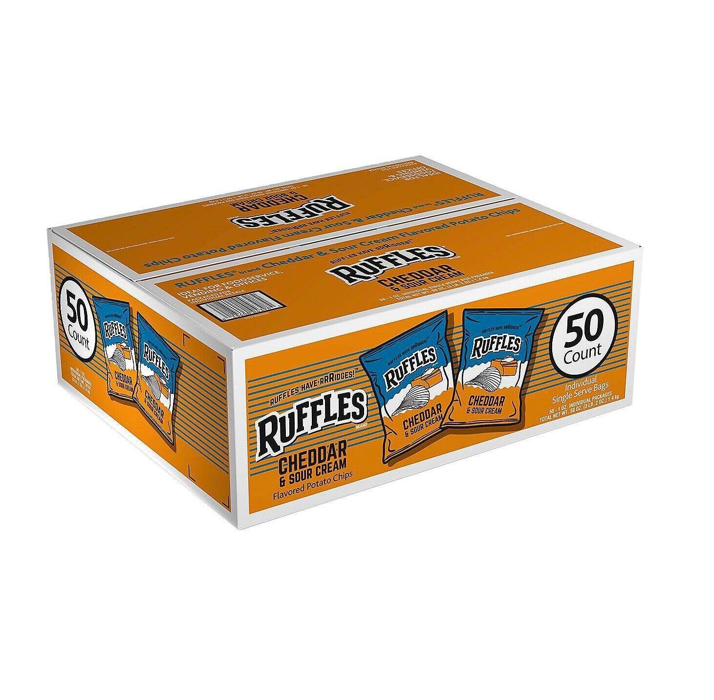 ruffles potato                                     chips