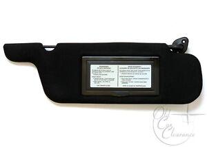 NOS-1993-Lincoln-Mark-VIII-Visor-Ebony-RH-F3LY6304104AHA