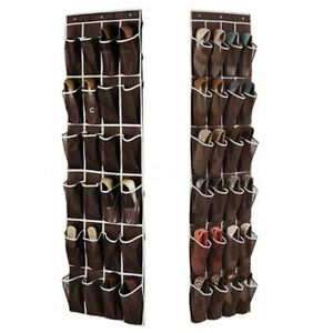 24-Pockets-Space-Door-Hanging-Shoes-Organizer-Mesh-Storage-Rack-Closet-Holder-1