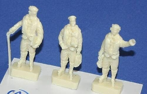 Czech Master 148 WWII RAF Bomber crew x 3 Set 1 for Wellington