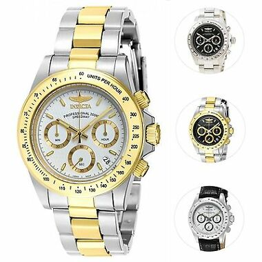 Invicta Mens Chronograph Watch