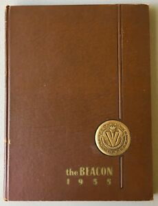 THE-BEACON-Valparaiso-University-Yearbook-1955