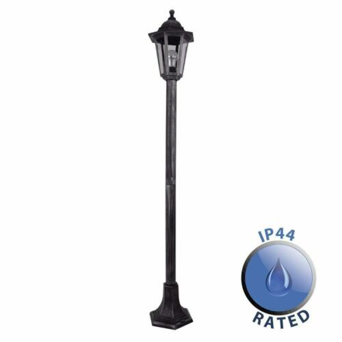 1.2m Lampada da giardino vintage post Lanterna Illuminazione Vittoriano lamposts alto IP44