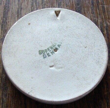 Platter, DANSK BØRNEHJÆLPSDAGSPLATTE FRA 1924 + en ekstra