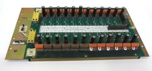 Details about ROSEMOUNT CONTACT MARSHALLING PANEL 01984-2459-0001