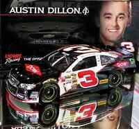 Austin Dillon 2014 Dow 1/24 Action Nascar Diecast Rookie Stripes