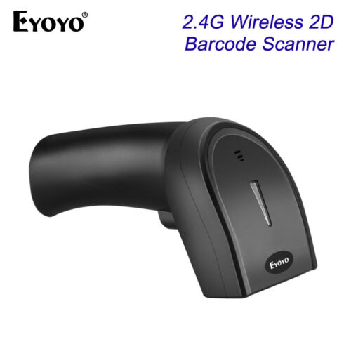 Eyoyo 3 in 1 1D 2D QR Barcodescanner Barcode Reader für iPad iPhone Tablets