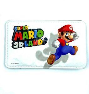Nintendo DS 3DS Housse Etui Sac D'Origine De Protection Mario Super Mario