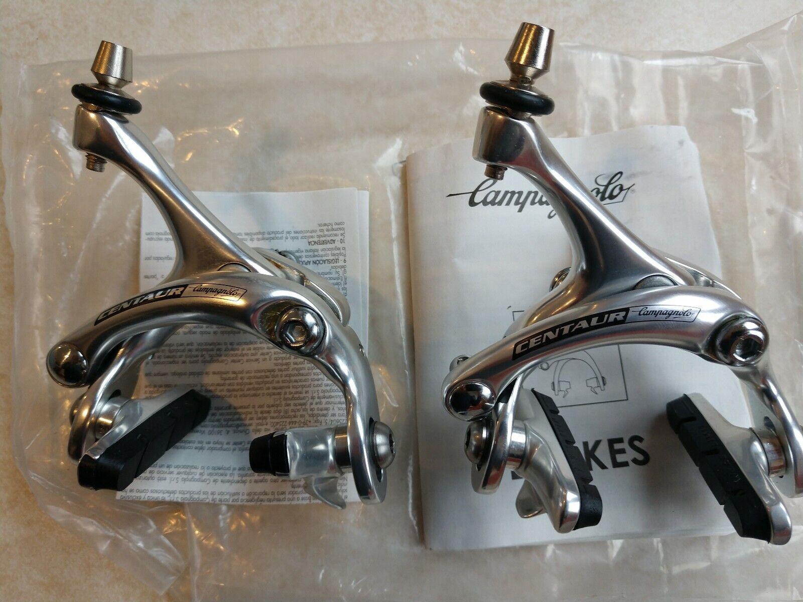 Vintage Campagnolo Centaur Dual Pivot Road Fahrrad Brakes Silber