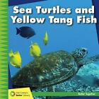 Sea Turtles and Yellow Tang Fish by Kevin Cunningham (Hardback, 2016)