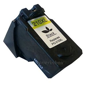 Image Is Loading PG 210XL PG210XL Black Ink Cartridges For Canon