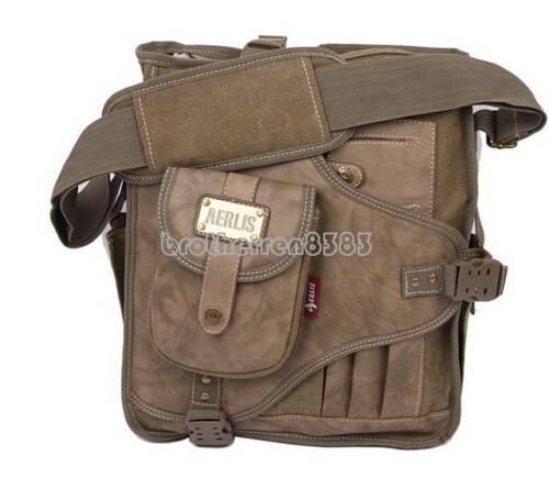 cool Design Aerlis Messenger Bag//shoulder Bag//Laptop Bag,2 yearsGuarantee,3color