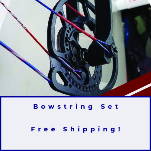 Alpine  Custom Bowstring with Cable Set