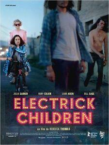 Affiche-40x60cm-ELECTRICK-CHILDREN-2013-Julia-Garner-Rory-Culkin-NEUVE