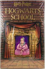 Harry Potter Ser.: Harry Potter Hogwart's School (2001, Novelty Book)