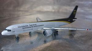 * Herpa Wings 524612 UPS Airlines Boeing 757-200F 1:500 Scale - Wroclaw, Polska - Zwroty są przyjmowane - Wroclaw, Polska