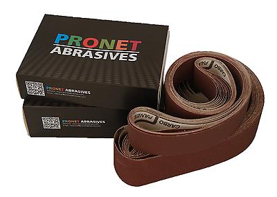 50mm x 686mm  Ceramic Abrasive Belt Various Grit Options P320