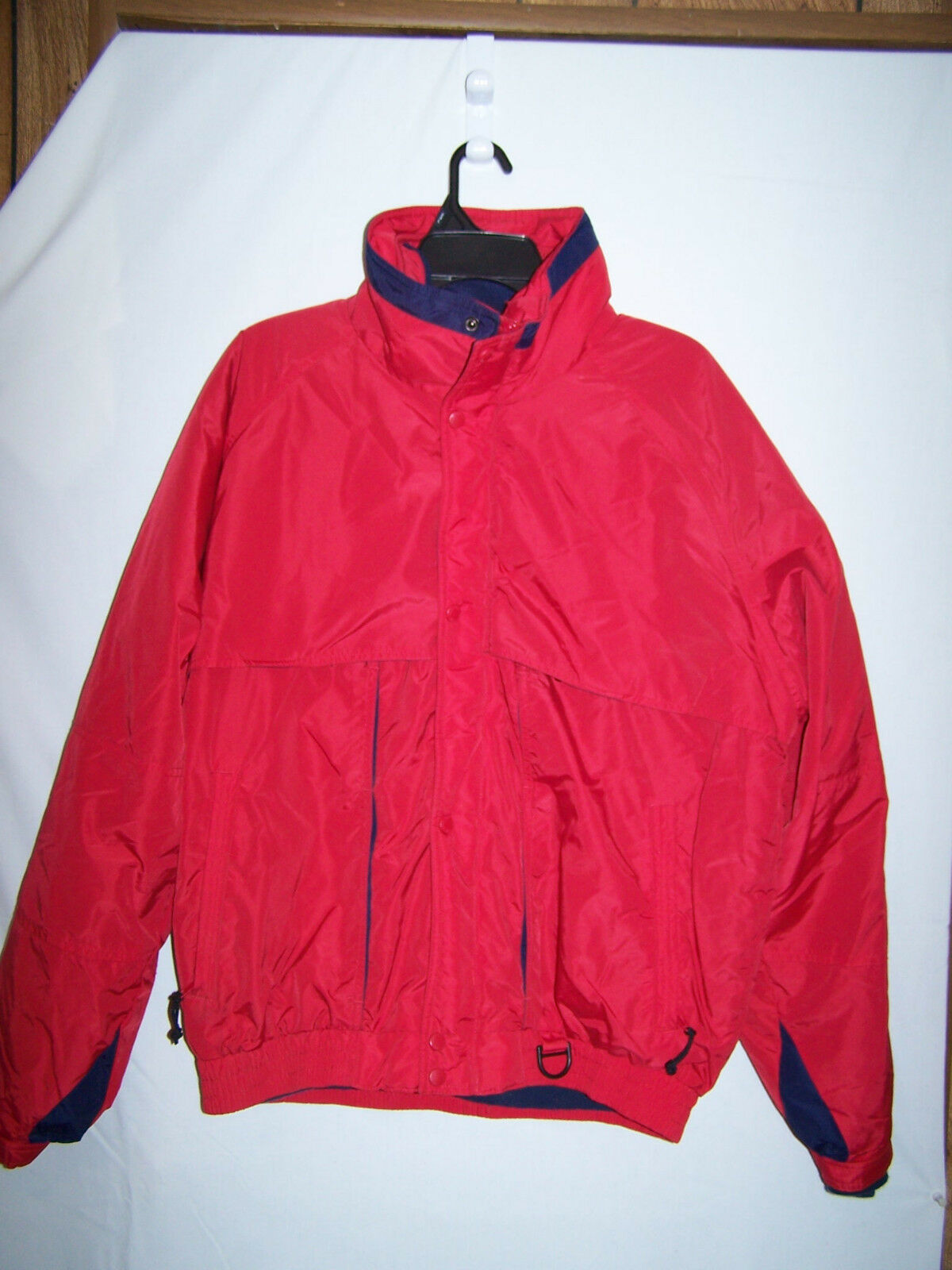 Mens 3 in 1 Sierra Sport Ski Snowboard Winter Sport Everyday Red & Navy Sz XL