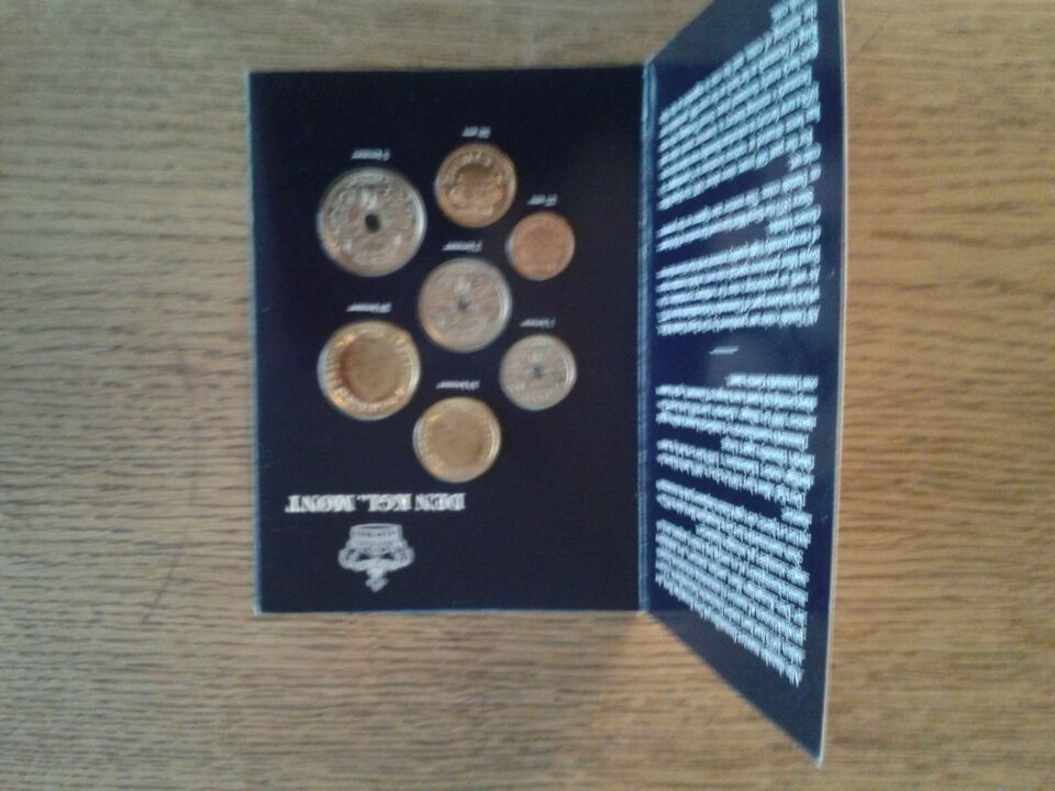 Danmark, mønter, 1993