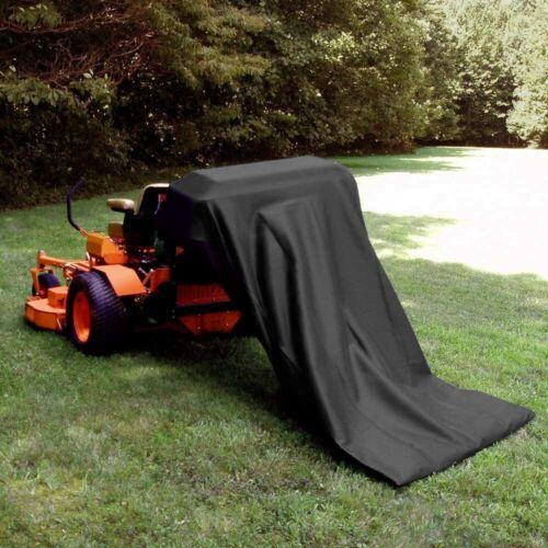 Lawn Tractor Grass Catcher Bag Leaf Bag Capacity 54 Cubic Feet Black