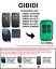 AU1680 GIBIDI AU01590 AU1600 DOMINO Compatible Remote Control AU1610