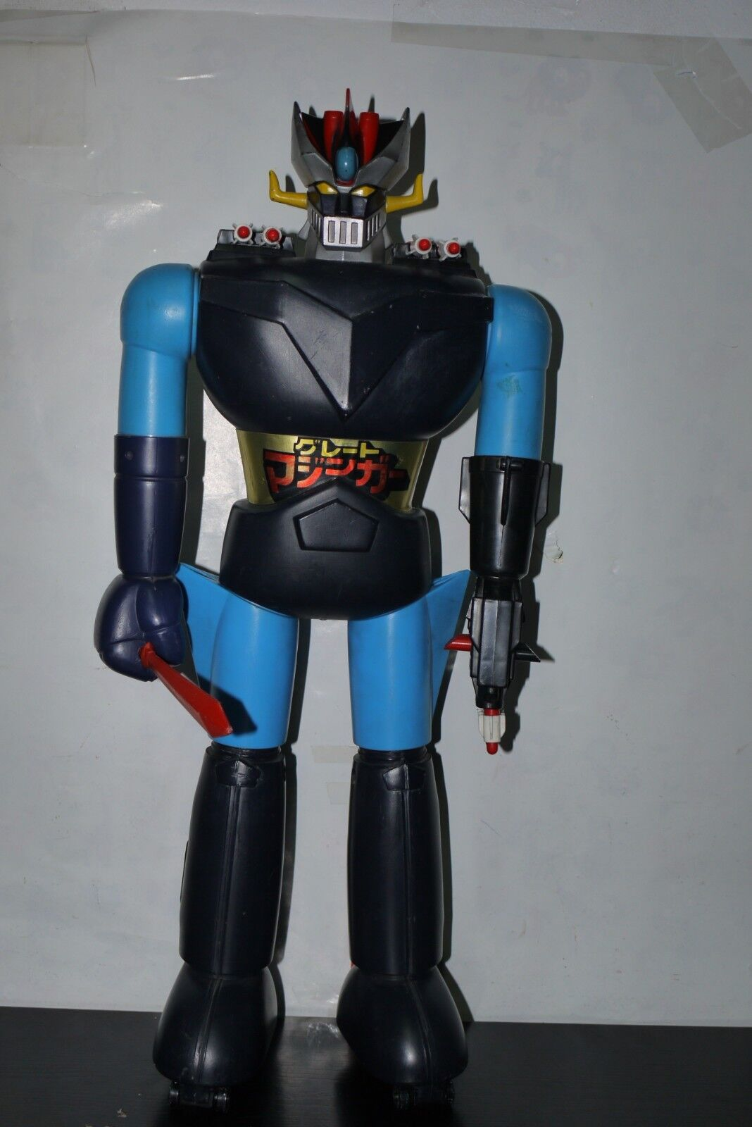 Vintage 1970's Mazinga GREAT MAZINGER Shogun Warrior 22  Robot goldorak