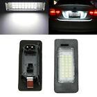 2x Useful LED License Plate Light E-Mark for BMW E90 M3 E92 E70 E39 F30 E60 E93