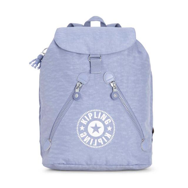 d9c6db93d82 Kipling FUNDAMENTAL New Classic Backpack/Rucksack TIMID BLUE - FW18 RRP £74