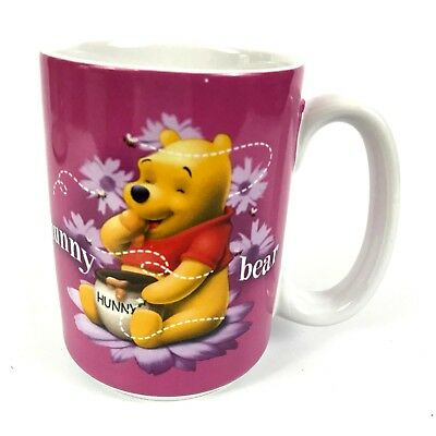The Porcelain Winnie Mug Pooh Cup Disney Store Hunny Exclusive Bear tsrdChQ
