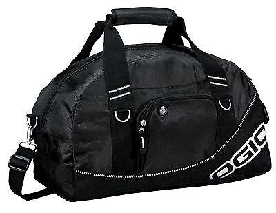 OGIO Half Dome Black Gym Duffel Bag / 29.5L Duffel GYM Bag - New