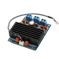 Amplifier Board TDA7492 D Class High-Power Digital 2x50W AMP Board with Radiator