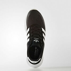 be134d81de6 Details about Women Adidas BB5323 flashback Running shoes black white  sneakers