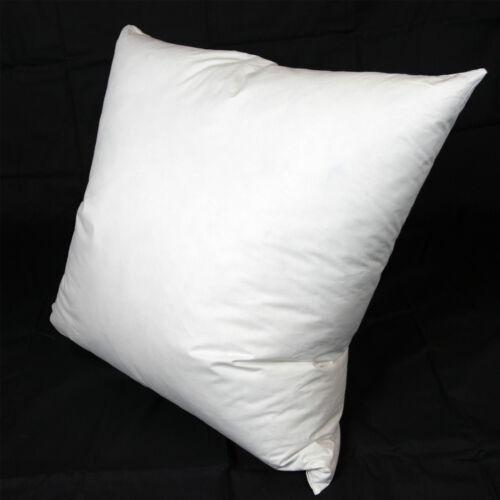 Firm Support DYNE Continental 95/% Siberian Duck Down Pillow Australian Made