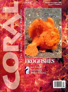 Coral Magazine, Back Issue, Vol 3 #5, Oct/Nov 2006