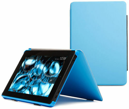Nupro Kindle Fire Hd 7 4th Generation Tablet Standing Protective Case Teal For Sale Online Ebay