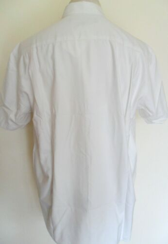 French MatenLarge mouw Shirt Heren Connection Korte Effen Fcuk 52w95 Ecru PiTwkZuOX