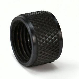 DELTAC-knurled-Barrel-Thread-protector-M14X1LH