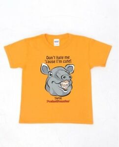 WOW-ON-SALE-NOW-Youth-T-shirt-w-Malayan-Tapir-Image-and-funny-saying