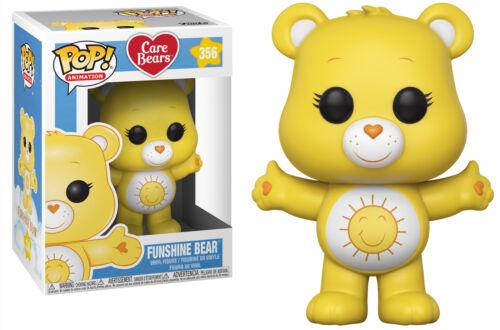 Animation ~ Care Bears Vinyl Figure Assortiment ~ Cheer Funko Pop +++ Funshine