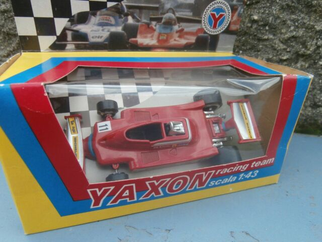 Ferrari 312 T4 1979 Jody SHECKTER N 11 F1 Formule 1 YAXON RACING TEAM ech: 1/43